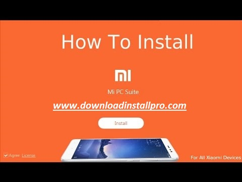 Download Mi PC Suite for Windows Desktop - 02
