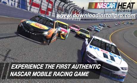 Download NASCAR Heat Mobile 2.1.0 Apk Mod Money Data for Android - 02