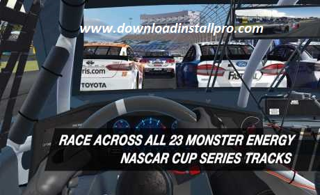 Download NASCAR Heat Mobile 2.1.0 Apk Mod Money Data for Android - 03