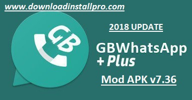 GBWhatsApp Plus Mod APK v7.36 Download CRACK - featured image