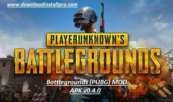 Player Unknown's Battlegrounds (PUBG) MOD APK v0.4.0 - featured image