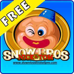 Snow Bros APK v2.0.0 Latest 2018 - 02