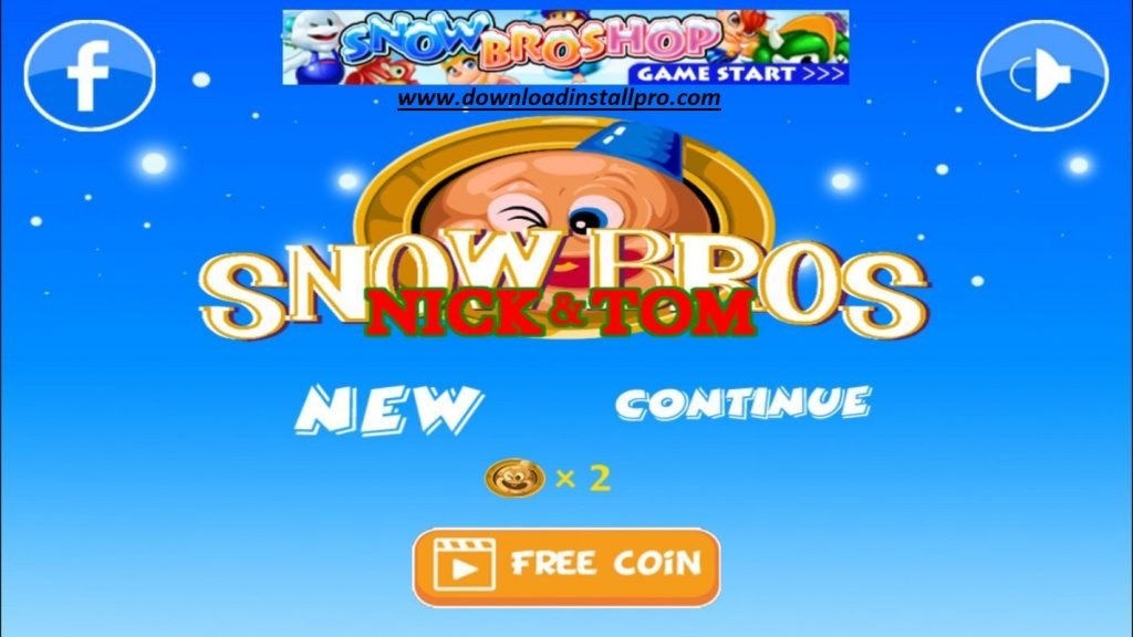 Snow Bros APK v2.0.0 Latest 2018 - 03