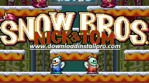 Snow Bros APK v2.0.0 Latest 2018 - featured image