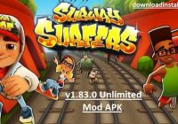Subway Surfers v1.83.0 Unlimited Mod APK - featured image